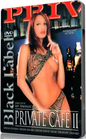 Частное кафе 2 / Private Black Label 31 - Private Cafe 2 DVDRip