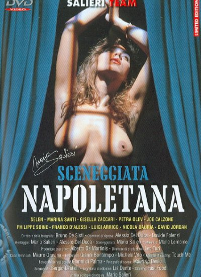 Неаполитанские Страдания (Марио Сальери) / Sceneggiata Napoletana (Mario Salieri) (1994) DVDRip