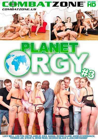 Планета оргий #3 / Planet Orgy #3 (2013) DVDRip