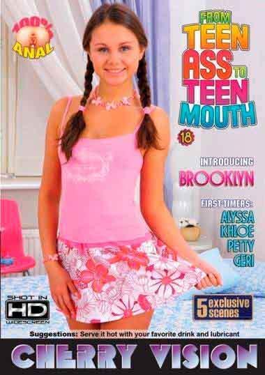 От Подростковой Задницы К Подростковому Рту 18 / From Teen Ass To Teen Mouth 18 (2013) DVDRip