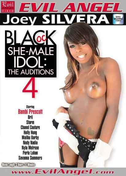 Темнокожие транссексуальные кумиры: Кастинг 4 / Black She-Male Idol: The Auditions 4 (2013) WEB-DL