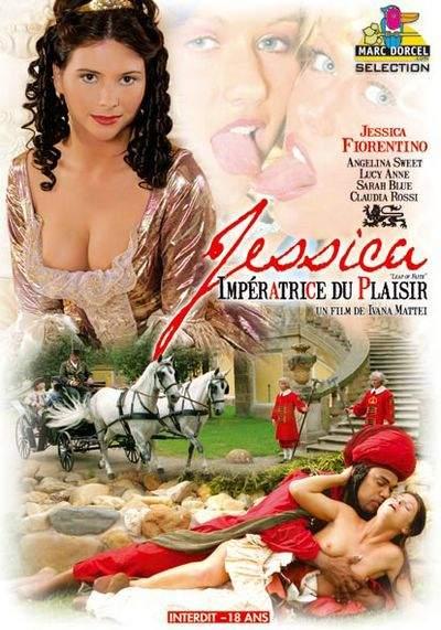 Джессика - императрица похоти (С Русским переводом) / Jessica - Imperatrice du plaisir (2004) DVDRip