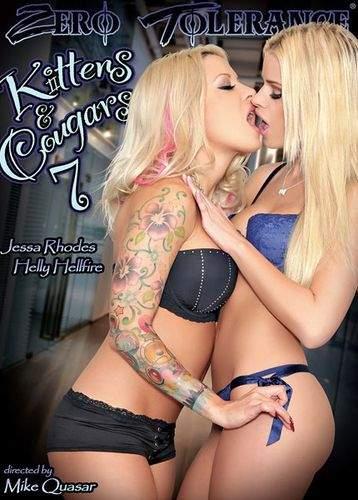 Котята и пумы 7 / Kittens & Cougars 7 (2014) DVDRip
