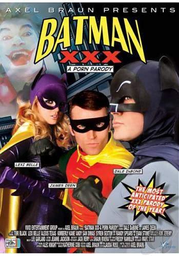 Batman XXX: A Porn Parody / Бэтман XХХ: Пародия (2010) DVDRip
