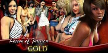 [Сборник] Sexandglory & Lesson of Passion Games Collection / Коллекция игр Sexandglory и Lesson of Passion (Sexandglory.com & Lesson of Passion) [uncen] (2013-2014) PC